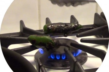 grilled Jalapeño