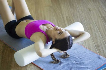 Improve your posture | Foam Roller